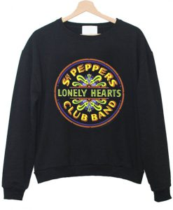 Sgt Peppers Lonely Hearts Club Band Sweatshirt