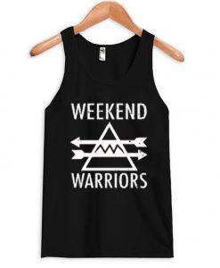 weekend warriors tanktop