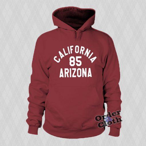 85 Arizona Caifornia Hoodie