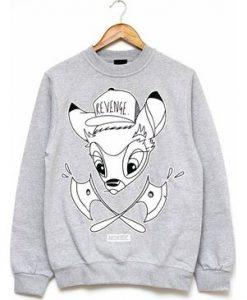 Bambi Revenge Sweatshirt