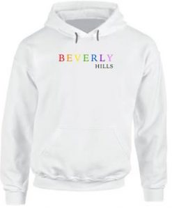 Beverly Hills Kylie Jenner Hoodie
