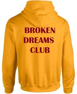 Broken dreams club Hoodie