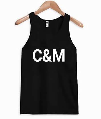 C&M Classic Logo Tank Top