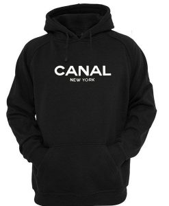 Canal New York Hoodie