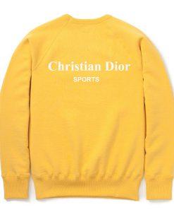 Christian Dior Sports Sweatshirt