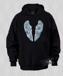 Coldplay Ghost Stories wings hoodie