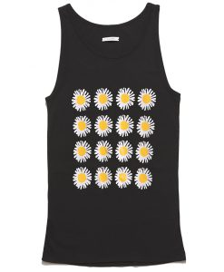 Daisy flower Tank top