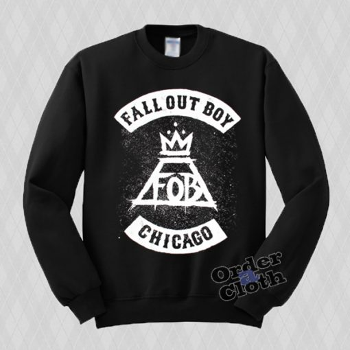 Fall Out Boy Chicago Sweatshirt