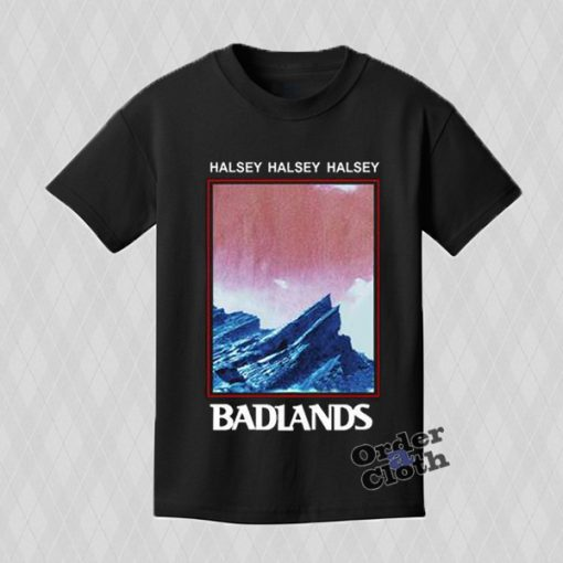 Halsey Badlands T-shirt
