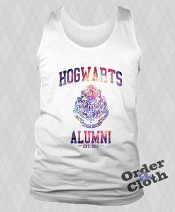 Hogwarts Alumni Est 993 Tank top