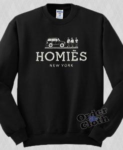 Homies New York Sweatshirt