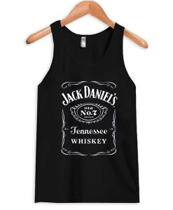 Jack Daniel's Tennessee Whiskey Tank Top