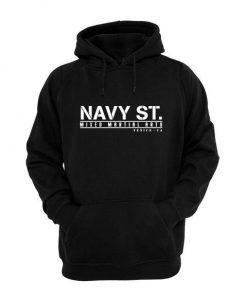 Navy St MMA Hoodie