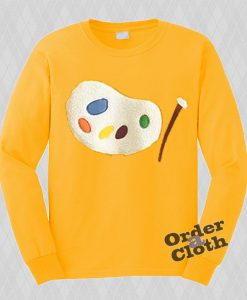 Pallete Art Sweatshirt