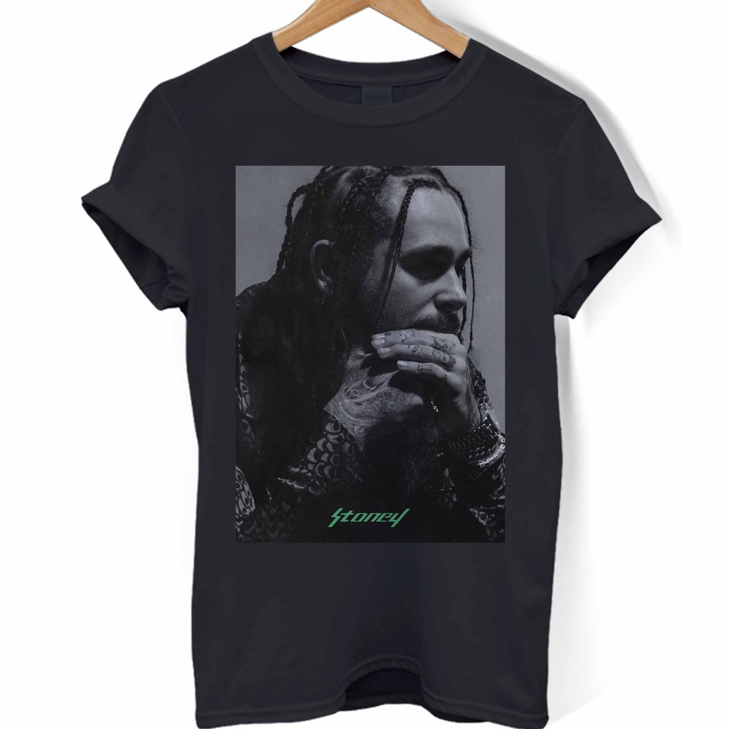 Post Malone Stoney Album T-shirt