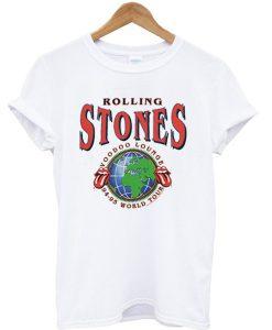 Rolling Stones Voodoo Lounge 94-95 World Tour T-shirt