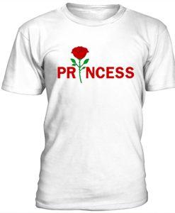 Rose, princess t-shirt