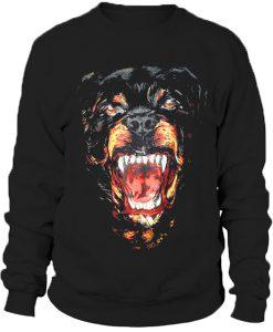 Rottweiler Dog Sweatshirt