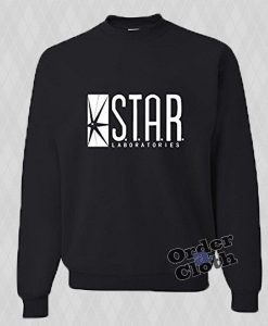 STAR Laboratories Sweatshirt