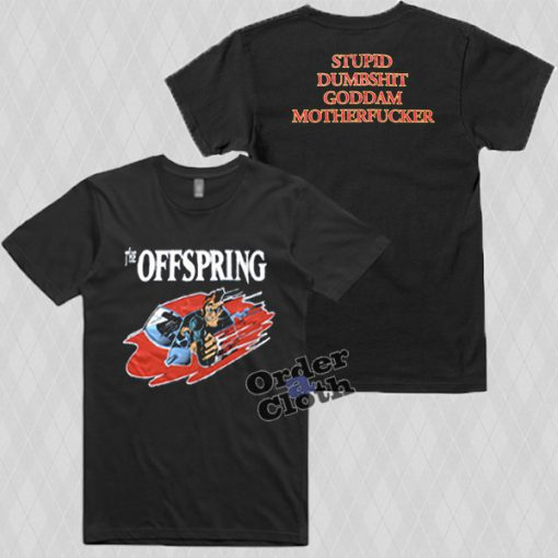 The Offspring Bad Habit T-Shirt