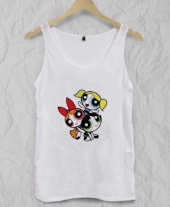 The Powerpuff Girls Tank Top
