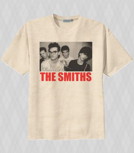 The Smiths Cream Graphic T-shirt