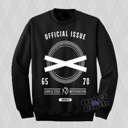 The Weeknd Official Issue XO Sweatshirt