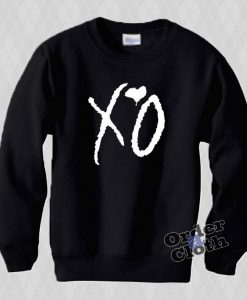 The Weeknd XO Sweatshirt