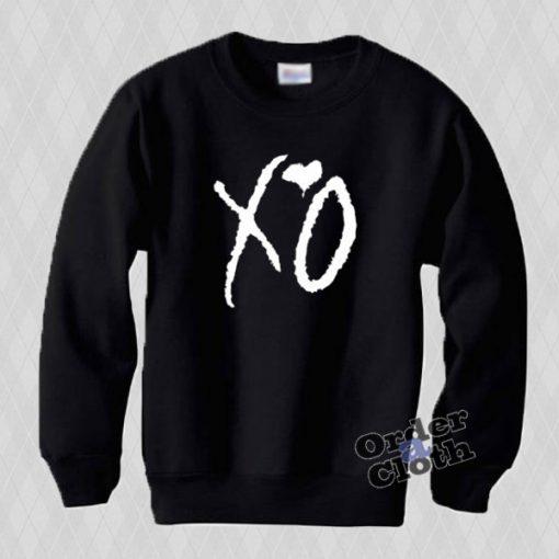 The Weeknd XO Sweatshirt
