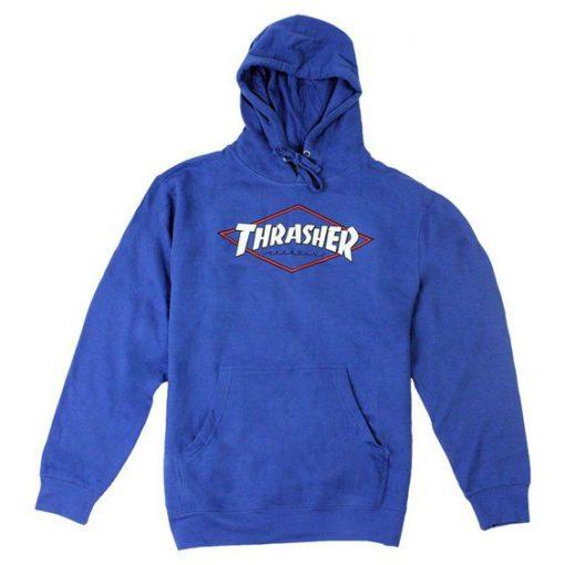 Thrasher OG Diamond Logo Hoodie