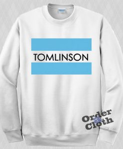 Tomlinson One Direction Sweatshirt