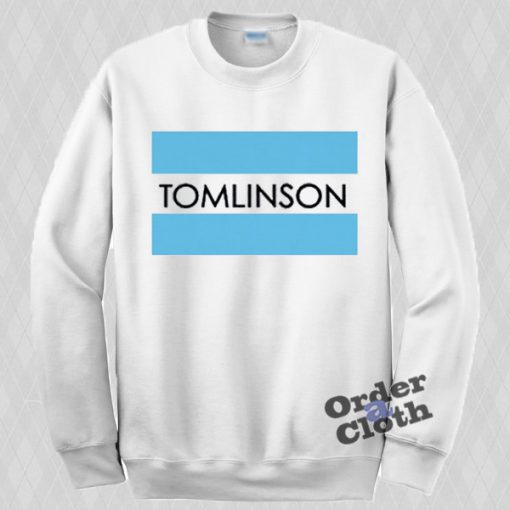 Tomlinson One Direction Sweatshirt