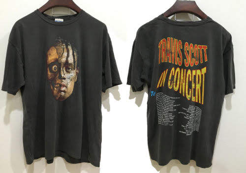 Travis Scott Rodeo Tour T-shirt