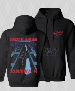 Troye Sivan Suburbia Tour Hoodie