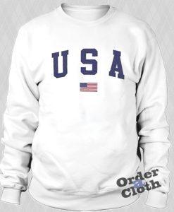 USA Crewneck Sweatshirt