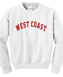 West Coast Crewneck Sweatshirt