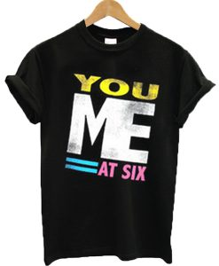 You Me At Six T-shirt