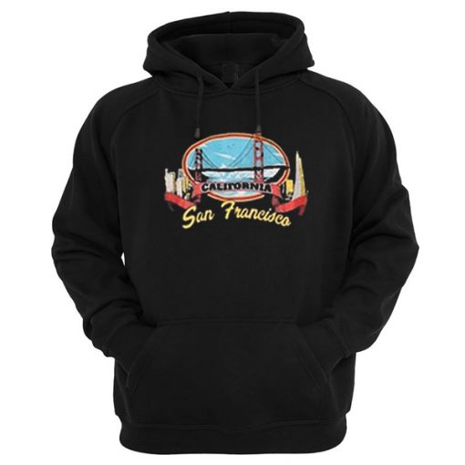 California San Francisco Hoodie