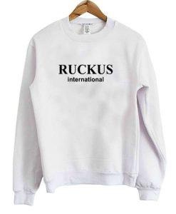 Ruckus International Sweatshirt