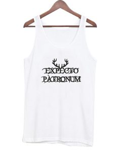 Expecto Patronum Graphic Tank Top