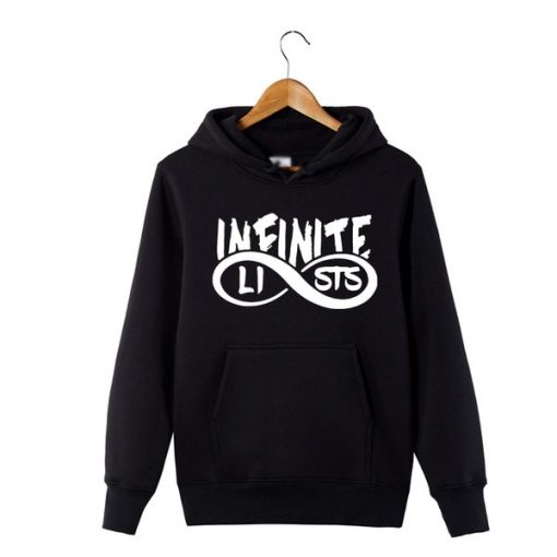 Infinite Lists Hoodie