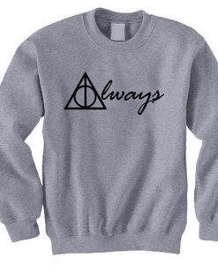 Always Harry Potter Crewneck Sweatshirt
