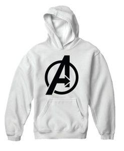 The Avengers Logo Hoodie