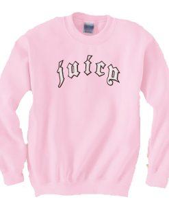 Juicy Graphic Sweatshirt