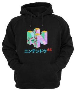 Japanese Nintendo 64 Hoodie