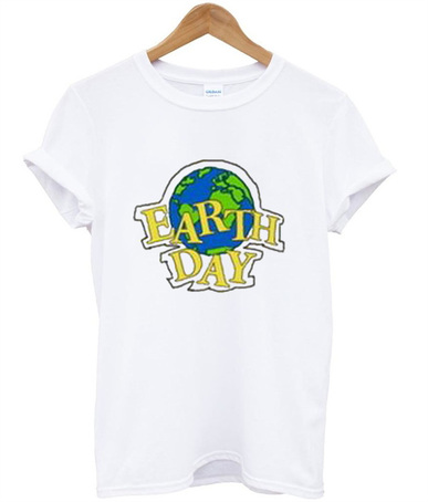 Earth Day Graphic T-shirt-1