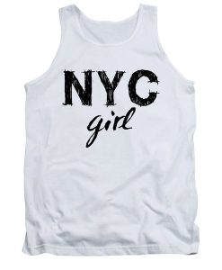 NYC Girl Tank Top