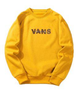 Vintage Vans USA Sweatshirt