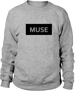 Muse Box Sweatshirt