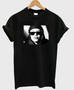Aaliyah Sunglasses T-shirt